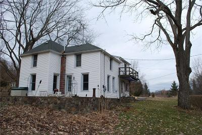 Single Family Home A-Active: 2825 Wager Hill Road