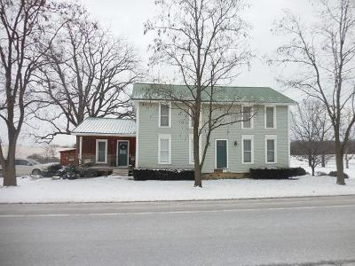 Perry Single Family Home A-Active: 1639 State Route 246