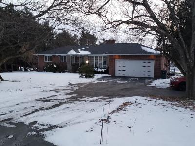 Genesee County Single Family Home A-Active: 5118 Ellicott Street Road