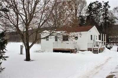Ellington NY Single Family Home A-Active: $57,000