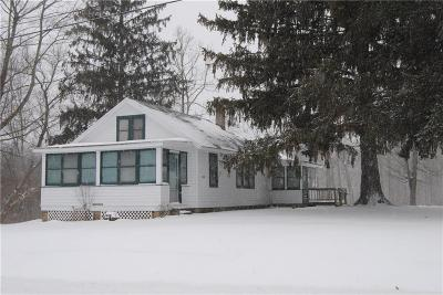 Single Family Home A-Active: 7009 Rush Lima Road