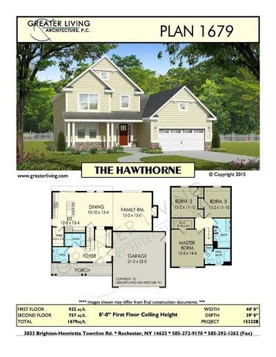 Monroe County Single Family Home A-Active: 1152 Guinevere Drive
