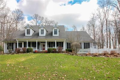 Pittsford Single Family Home A-Active: 4 Oakberry Lane