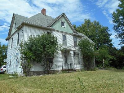 Single Family Home A-Active: 1281 Clark Street Road