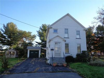 East Rochester Single Family Home A-Active: 204 Garfield Avenue