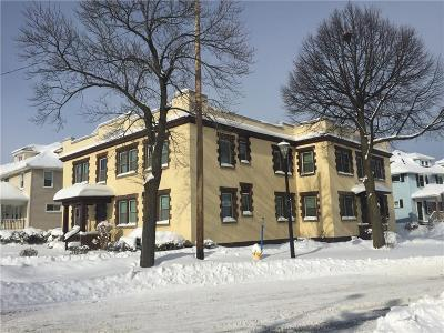 Rochester Multi Family 5+ U-Under Contract: 884 Bay Street