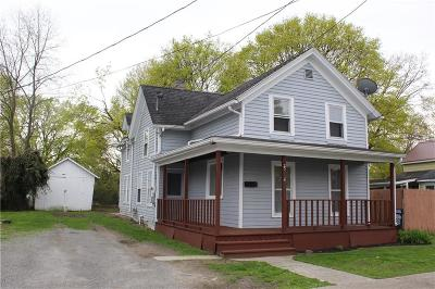 Dansville NY Single Family Home A-Active: $69,900