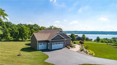 Canandaigua NY Single Family Home A-Active: $599,900