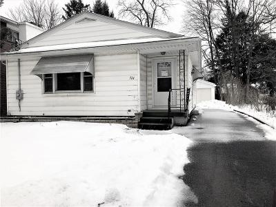 East Rochester Single Family Home U-Under Contract: 324 East Linden Avenue