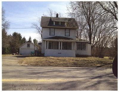 Monroe County Residential Lots & Land A-Active: 4215 Buffalo Road