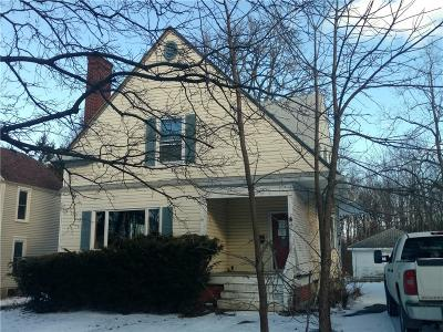 Genesee County Single Family Home A-Active: 18 Lathrop Avenue