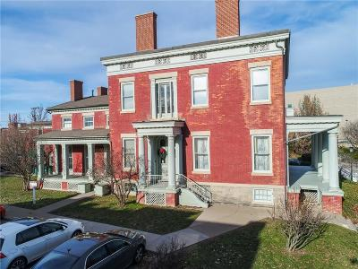 Rochester Multi Family 2-4 U-Under Contract: 133 South Fitzhugh Street