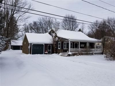 Frewsburg Single Family Home C-Continue Show: 1 North Meadow Lane