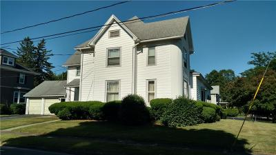 Orleans County Single Family Home A-Active: 39 Geddes Street