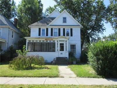 Dunkirk Single Family Home A-Active: 135 West 4th Street