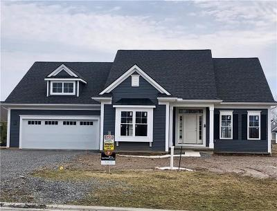 Pittsford Single Family Home A-Active: 15 Coventry Ridge