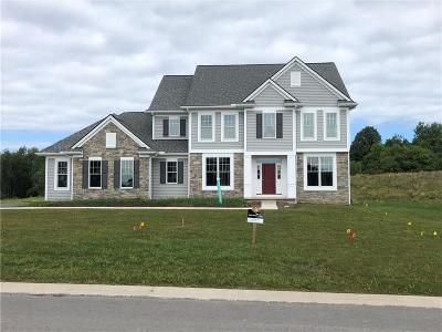 Pittsford Single Family Home A-Active: 40 Coventry Ridge