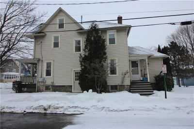 East Rochester Multi Family 2-4 U-Under Contract: 312 South Lincoln Road