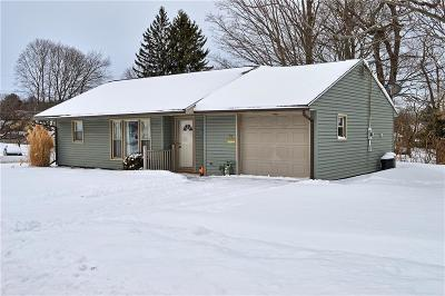 Jamestown NY Single Family Home A-Active: $67,500