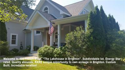 Rochester Single Family Home A-Active: 423 French Road