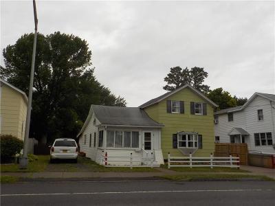 Seneca Falls Single Family Home A-Active: 92 Ovid Street Street