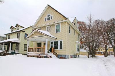 Monroe County Multi Family 2-4 U-Under Contract: 1812 Saint Paul Street