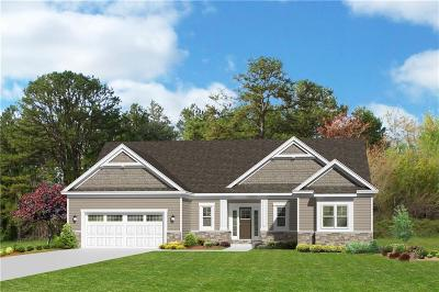 Pittsford Single Family Home A-Active: 6 (Lot #2) Aden Hill