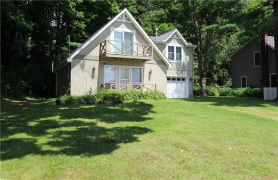 Chautauqua County Single Family Home A-Active: 2658 Sunnyside Road