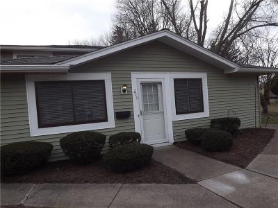 East Rochester NY Condo/Townhouse A-Active: $82,500