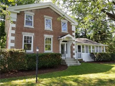 Palmyra Single Family Home U-Under Contract: 3175 State Route 21