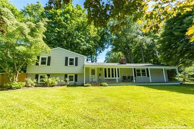 Penfield Single Family Home U-Under Contract: 188 Sawmill Drive