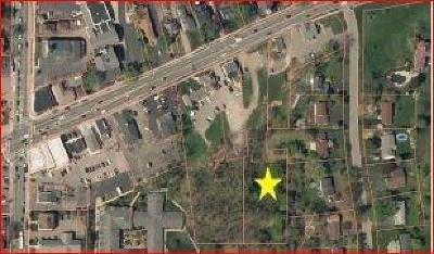 Monroe County Residential Lots & Land A-Active: 1861 Penfield Road
