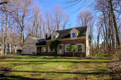 Webster Single Family Home A-Active: 421 Woodland Lane