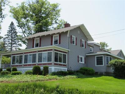 Chautauqua County Single Family Home C-Continue Show: 5252 Ramsey Road