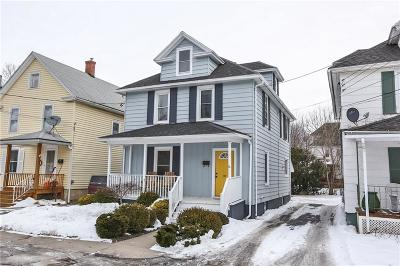 Single Family Home U-Under Contract: 37 Folger Street