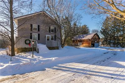 Penfield Single Family Home C-Continue Show: 928 Whalen Road