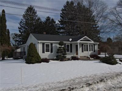 Cassadaga Single Family Home A-Active: 4 Pettit Place