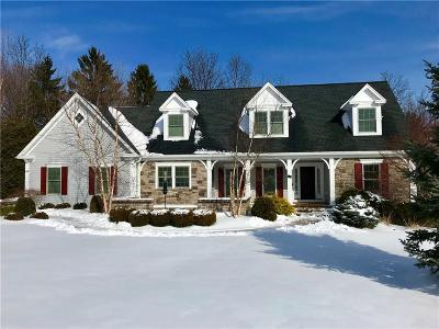 Pittsford Single Family Home A-Active: 14 Cross Meadow Lane