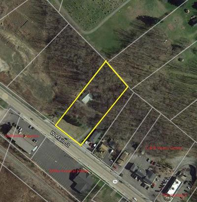Victor Residential Lots & Land A-Active: 290 West Main Street