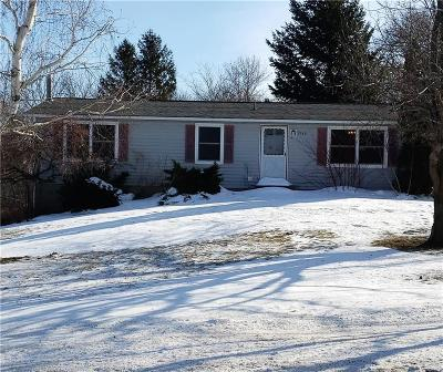 Williamson Single Family Home U-Under Contract: 7760 Bear Swamp Road