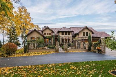 Monroe County Single Family Home A-Active: 632 Lake Road