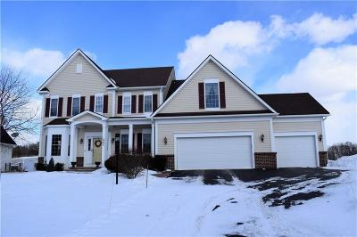 Victor Single Family Home A-Active: 1085 Trevor Run