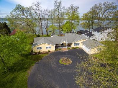 Bemus Point NY Single Family Home A-Active: $899,900