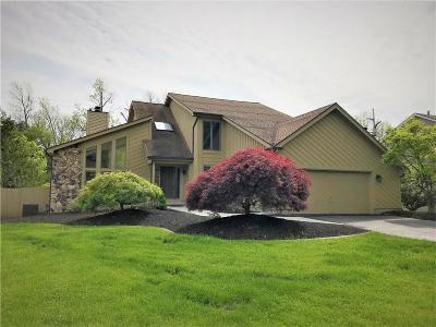 Rochester Single Family Home A-Active: 276 Brush Creek Drive