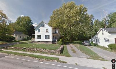 Ontario County Multi Family 2-4 U-Under Contract: 172 Parrish Street