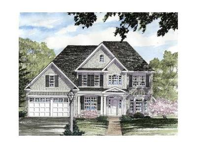 Mendon Single Family Home A-Active: 4 Shone Circle