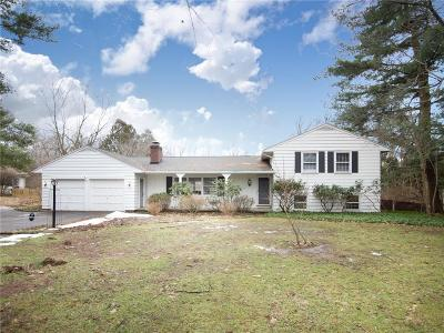 Pittsford Single Family Home A-Active: 63 Crescent Hill Road