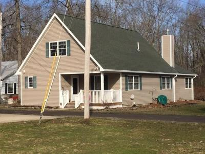 Ashville, Bemus Point, Celoron, Chautauqua, Chautauqua Institution, Dewittville, Gerry, Greenhurst, Jamestown, Lakewood, Maple Springs, Mayville Single Family Home A-Active: 106 Creekside Lane