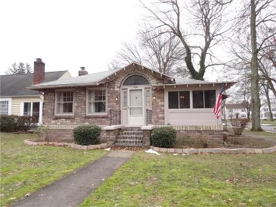 Irondequoit Single Family Home A-Active: 101 Chestnut Hill Drive