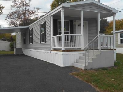 Monroe County Single Family Home A-Active: 8301 W Ridge Road #19